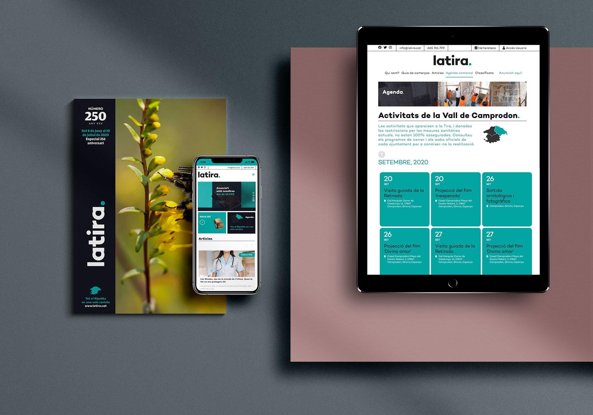 Serveis en disseny de pàgines web i botigues en línia